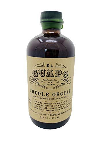 El Guapo Creole Orgeat Syrup