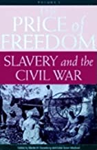 Price of Freedom: Volume 2: Slavery and the Civil War by Martin Harry Greenberg (2000-06-01)