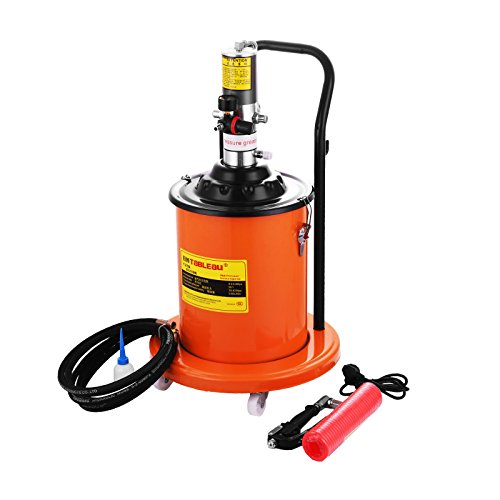 lincoln air grease pump - 7