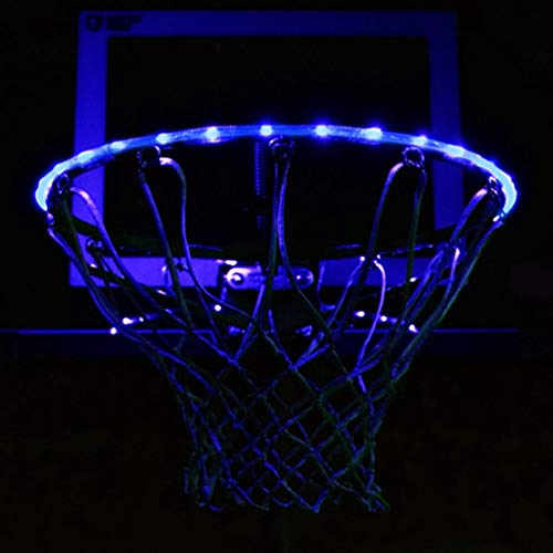 Learn More About KESITIS LED Basketball Hoop Lights – Glow-in-The-Dark Rim Lights Full Size – Su...