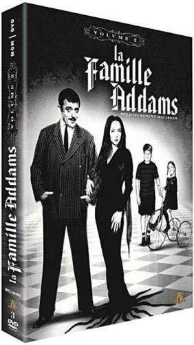 La Famille Addams Vol 2 (3 Dvd) [Edizione: Francia]
