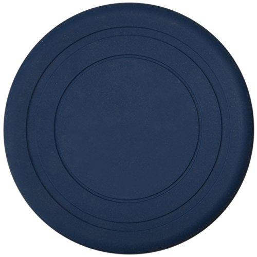 SchwabMarken 1, 3, 5 o 15 frisbees Blandos para Perros/Dog Frisbee Disc, 1 Unidades, Color Azul, de 17,5 cm de diámetro, Silicona Blanda