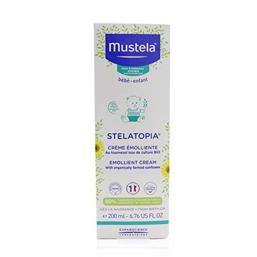 Mustela Stelatopia 2019 Crema Emolliente - 200 Ml