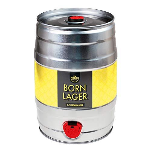 Born Lager Mini Keg 5 Litre (5L)