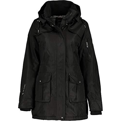 First B Damen Winterjacke wattiert modern Jacke wärmend