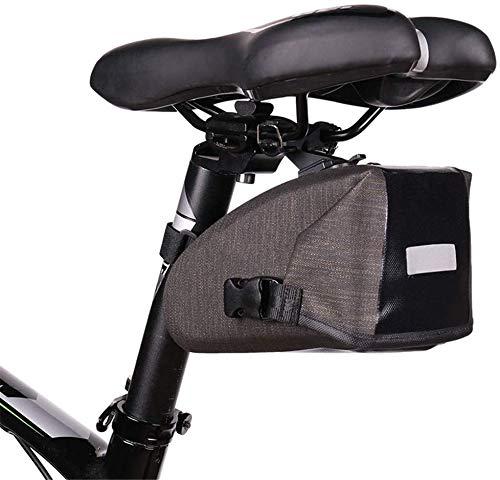 Bolsa de bicicleta Cola de la bicicleta bolsa de asiento de coche bolsa trasera bolsa Bike Riding Mountain Equipment bolsa de cola de la bicicleta bolsa impermeable Bolsa de sillín multifunción for bi