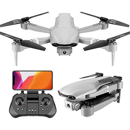 Qhome, drone GPS pieghevole con telecamera HD 4K WiFi FPV-RC, quadricottero portatile pieghevole aereo aereo ad alta velocità rotazione 3D -Flip G-sensor modalità Headless