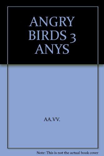 Angry Birds 3 anys: Juga i aprèn durant les vacances