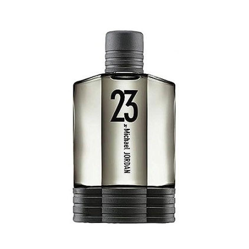 家族迫害水差しMichael Jordan 香水 23 バイ マイケル ジョーダン オーデコロン 100ml EDC SP [並行輸入品]