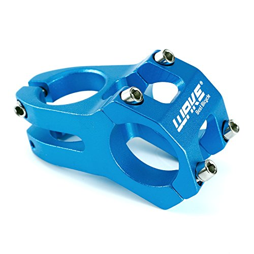 SurePromise One Stop Solution for Sourcing Alu Faharrad Ahead Lenker Vorbau Klemmung Alloy Lenker Vorbau 31,8mm blau