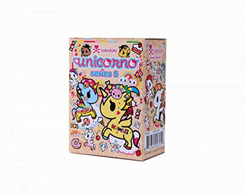 tokidoki Unicornos Series 5 (Random Blind Box Collectible)