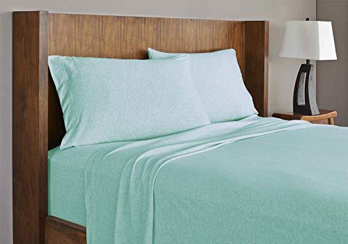 Royale Linens Soft Tees Cotton Modal Jersey Knit Sheet Set