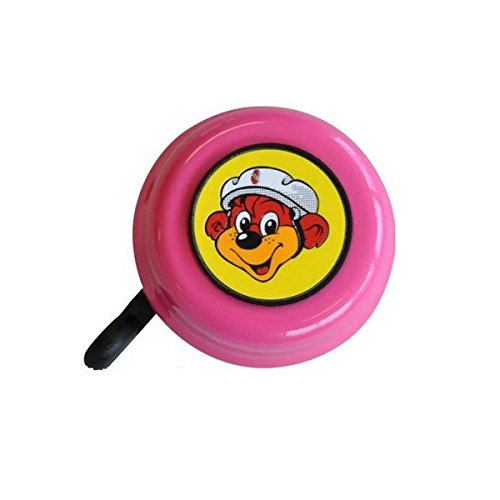 Puky G 22 Sicherheitsglocke/Klingel für Kinder Roller,Laufrad, Fahrrad pink