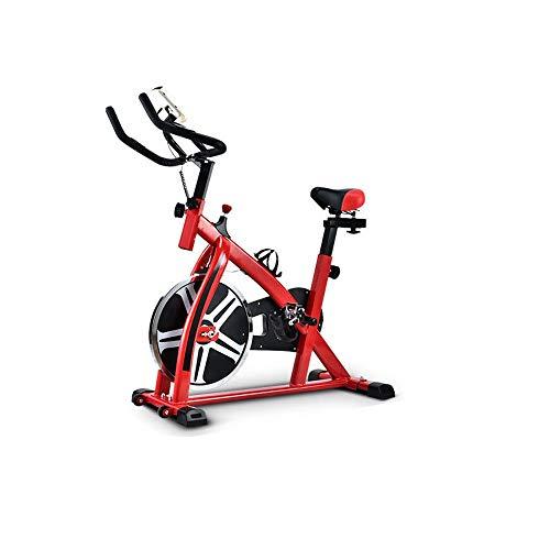 UNKB Spinning Domestica Perdita di Peso Bike Palestra Coperta Perdita di Bruciare i Grassi di Peso in Bicicletta, Scuola Cicli Aerobica Formazione Fitness Cardio Bike Indoor Cycling Cyclette