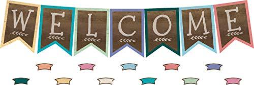 Home Sweet Classroom Pennants Welcome Bulletin Board
