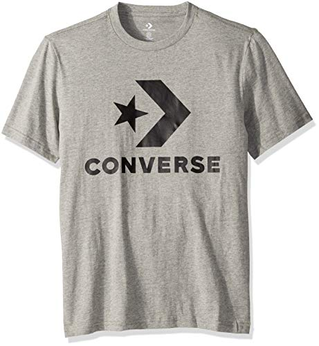 Converse 10007888-A18 Jersey Hombre Gris S