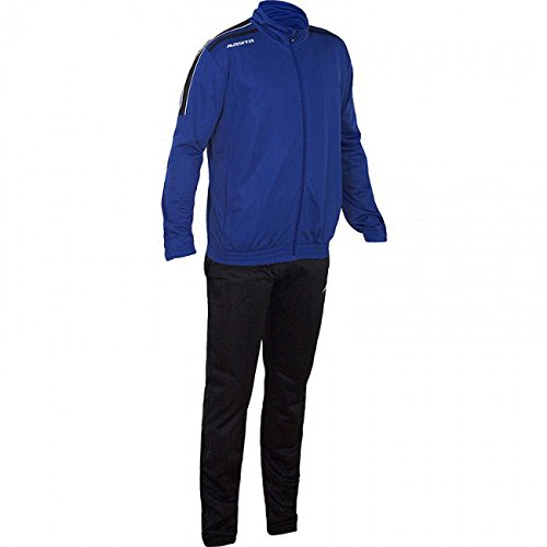 Masita Striker Junior Trainingspak - Trainingspakken - blauw - 116