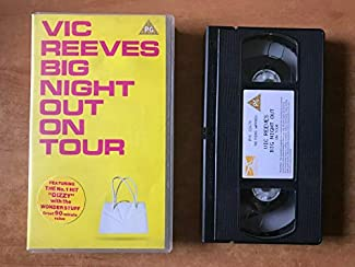 Vic Reeves Big Night Out On Tour