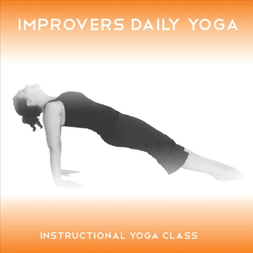 Improvers Daily Yoga cover art