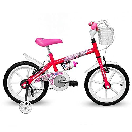 Bicicleta Aro 16 Monny com Cesta Track Bikes