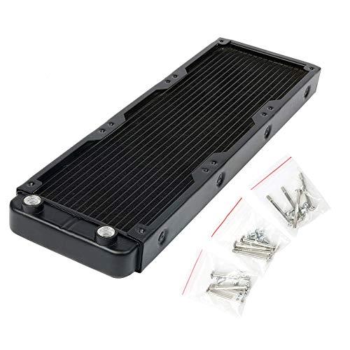 TONGXU Disipador Calor Radiador PC Enfriador Agua