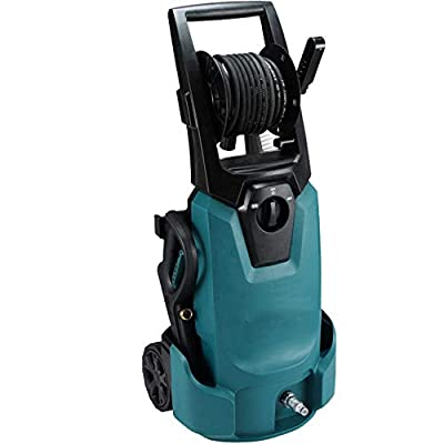 SSLL Household Pressure Washer,Portable Electric Car Wash Washer 1800W 420L/h Car Washer Jets High Pressure Washer Multifunction Travel/Outdoor Car Cleaner,A by SSLL