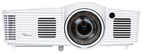 Optoma GT1080e Kurzdistanz DLP Projektor (Full HD, 3000 Lumen, 25.000:1 Kontrast,3D)