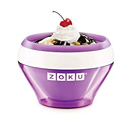 Best Personal Ice Cream Maker: Zoku Instant Single-Serve Ice Cream Maker
