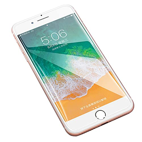 Vidrio de cubierta completa paraiPhone X XS Max XR 12 Vidrio templado para iPhone 7 8 6 6s Plus 5 5S SE 11 Pro Protector de pantalla, para iPhone SE 2020,3 pieza