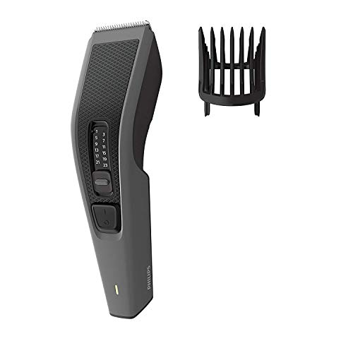 Philips Series 3000Regolacapelli con lame in acciaio INOX (senza fili)–HC3520/13