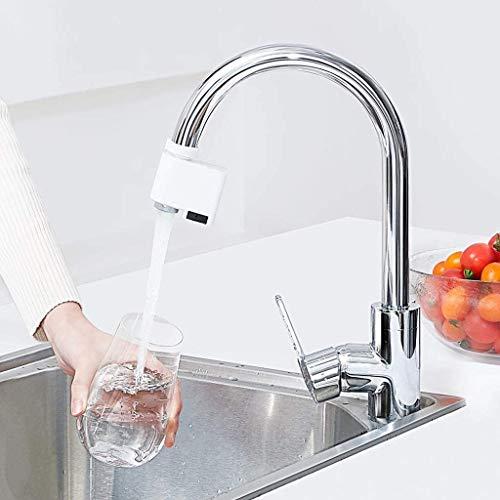 Xiaoda Smart-Sensor-Wasserhahn mit Infrarot-Sensor, automatisches Wasserspargerät, Anti-Überlauf, induktiver Wasserhahn für Küche, Badezimmer, Hotels (Xiaomi ökologische Kettenfirma)