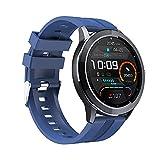 QS29 Smart Watch, Rastreador de Fitness, Monitor de Ritmo cardíaco Podómetro Contador de calorías, Reloj Deportivo a Prueba de Agua IP67 con Pantalla HD de 1.28 Pulgadas, Regalo Caliente