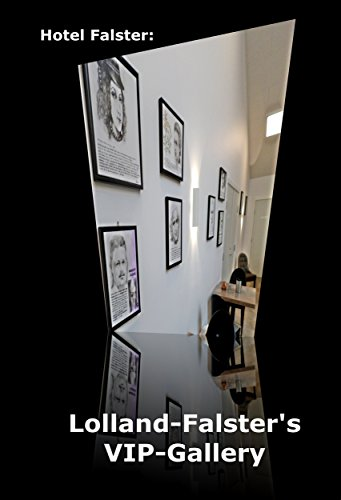 Hotel Falster: Lolland-Falster's VIP-Gallery (English Edition)