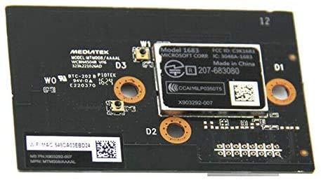 Bluetooth WiFi Board Wireless WiFi Card Module Replacement Part for Microsoft Xbox One S (Slim)
