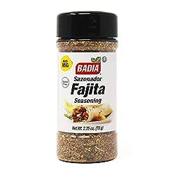 Badia Fajita Seasoning 275 Ounce (Pack of 12)