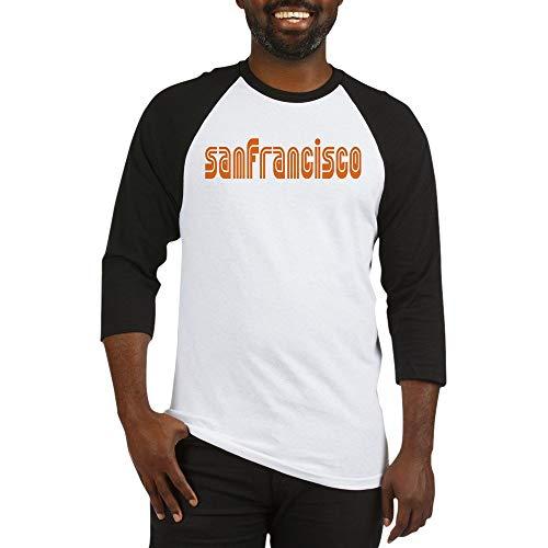 JieYanLufusi SF Muni Baseball Trikot Baseball Shirt Gr. M, mehrfarbig