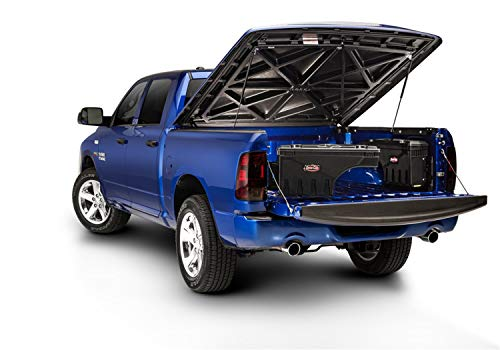 Undercover SwingCase Truck Bed Storage Box | SC100D | Fits 2020 - 2021 Chevrolet Silverado/GMC Sierra HD 2500/3500 Drivers Side