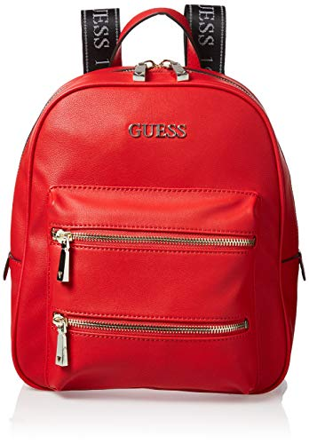 GUESS Rucksack Caley Red Rot VG767433 Large