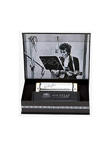 Hohner Bob Dylan Signature Series Harmonica Key of C