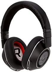 Stereo - Black - Mini-phone - Wired/Wireless - Bluetooth - 98 4 ft - Over-the-head - Binaural - Circumaural - Noise Canceling Listen to your favorite music even when your battery runs out with the wired connectivity option Pair & Play with your Bluet...