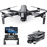 Ruko F11Gim drones with camera for Adults, 2-Axis gimbal 4K EIS Camera, Brushless Motor, 56Mins Flight Time, 5GHz FPV Transmission, GPS Auto Return Home, 5times Zoom No Fisheye