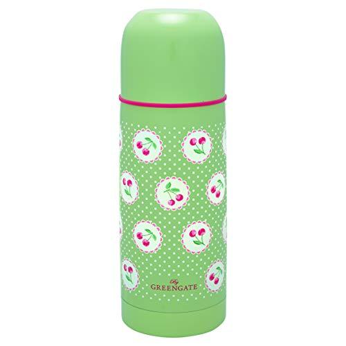 GreenGate - Thermosflasche - Isolierflasche - Cherry - Kirschen - 300 ml