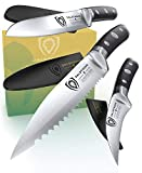 DALSTRONG - Gladiator Series - Forged German Thyssenkrupp High-Carbon Steel - Paring Knife (2.75' Tourne Peeling-Paring Knife)