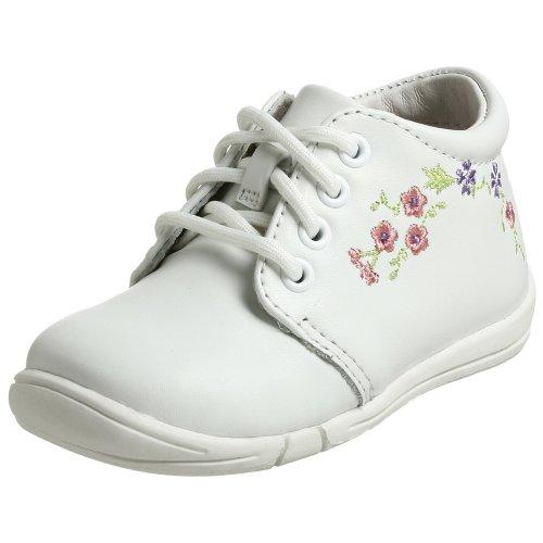 Jumping Jacks Toddler Pastel Sneaker,White,6.5 XW US Toddler