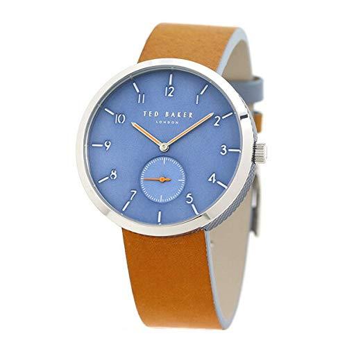 [テッドベーカー ロンドン]TED BAKER LONDON 腕時計 ジョシュ スモールセコンド 革ベルト ブルー TE50011004 メンズ [並行輸入品]