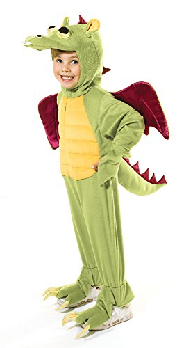 Bristol Novelty - Costume da drago CC892, per bambini di altezza intorno ai 140cm