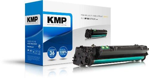 KMP Toner für HP LaserJet P2015, H-T87, black