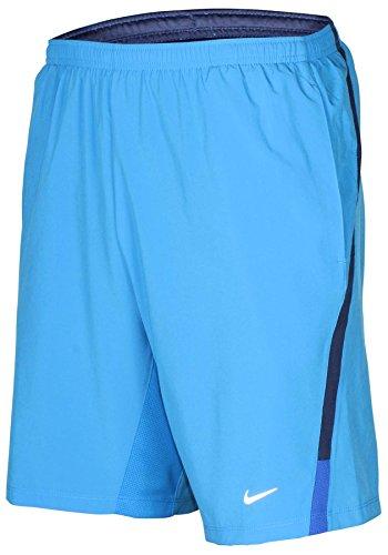 Nike 9' Challenger Mens Shorts (Large, Omega Blue)