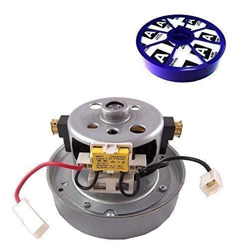 Onlineaudioelectrical Compatible Aspirateur Ydk Moteur & Poste Filtre pour Dyson DC05/DC08/DC19 /DC20 /DC21 /DC29