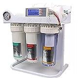 Agua destilada 600 GPD Nivel 5 Filtración RO Sistema de filtro de ósmosis inversa Sistema de filtro de acuario Sistema de filtro de acuario Cocina automática inteligente Purificador de agua para el fr